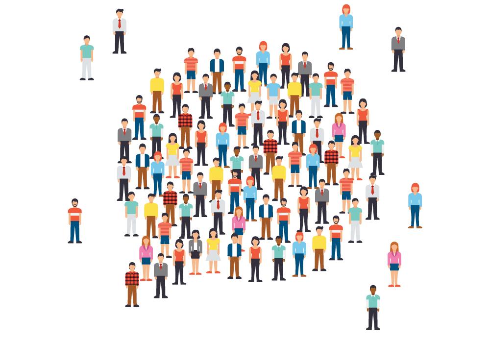 grupos de electores