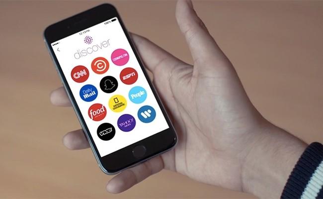 Snapchat una red en auge