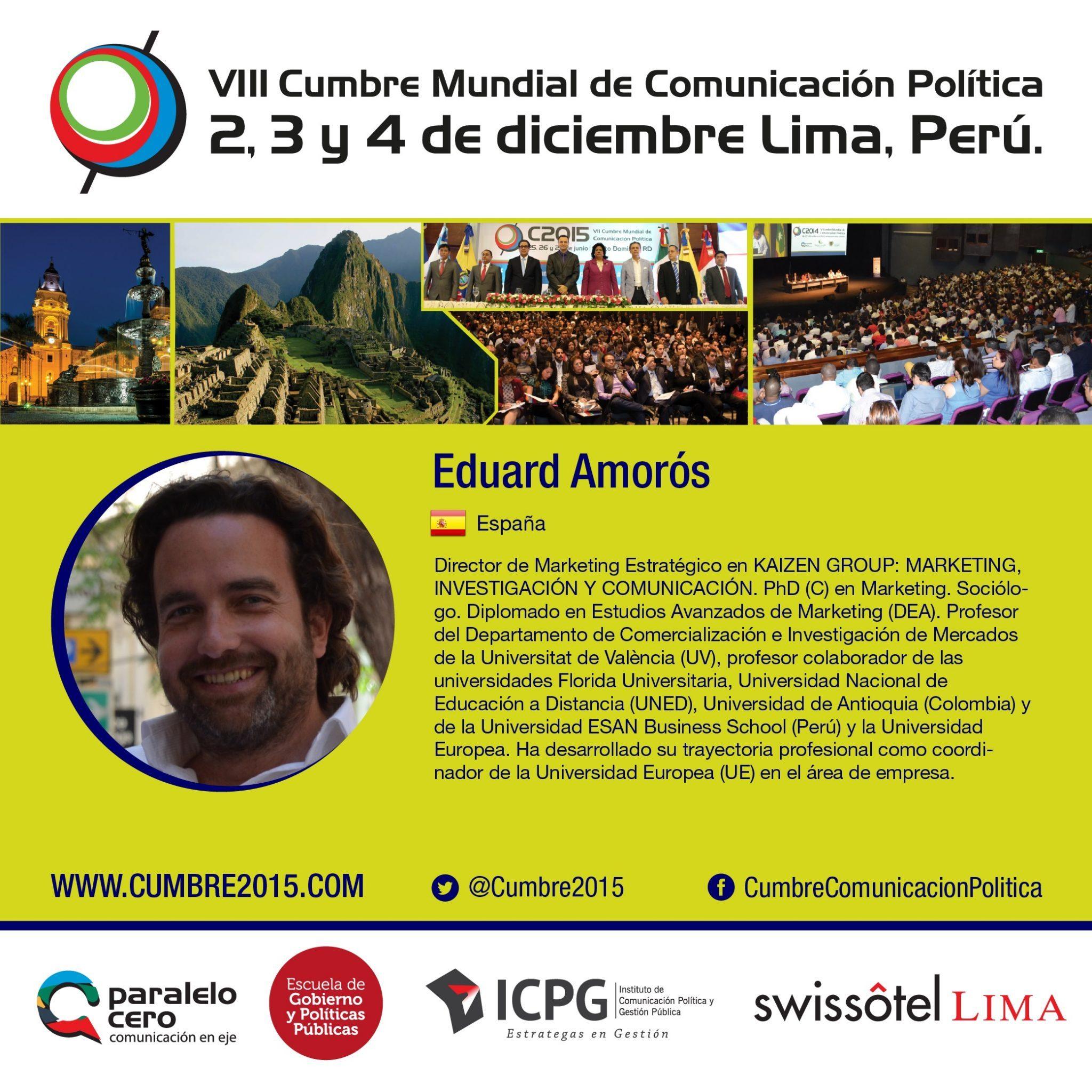 Cumbre Mundial de Comunicación Política