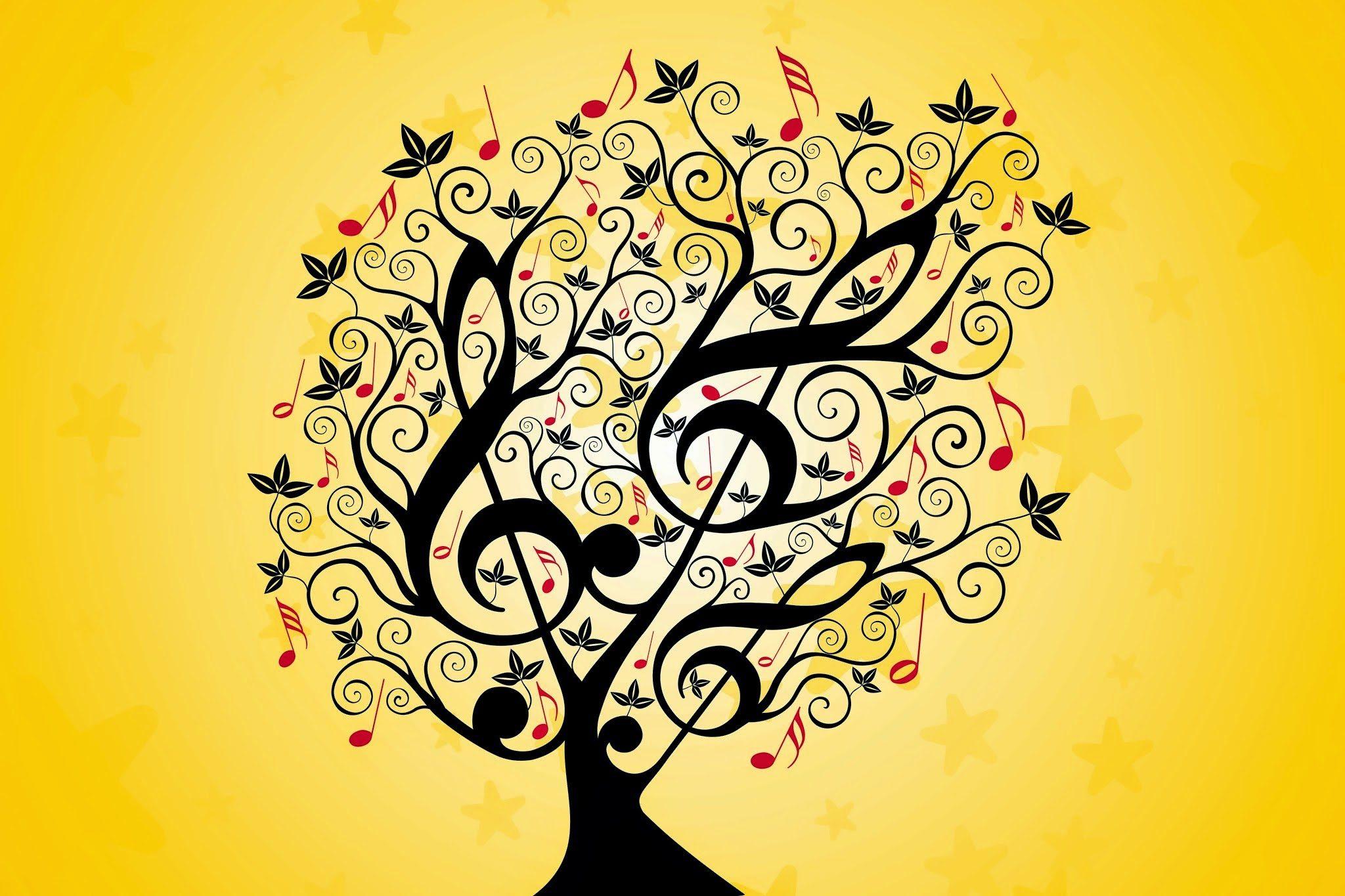 La emoción de la música